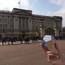 Buckingham Palace, Londres. Enviada por José María