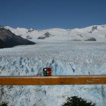 Glaciar Perito Moreno, Argentina. Enviada por Javier