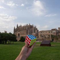 Catedral La Seu, Mallorca, España. Enviada por Bárbara
