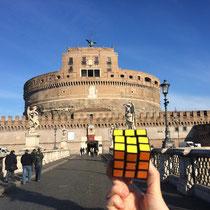 Castello Sant'Angelo, Roma, Italia. Enviada por Jose