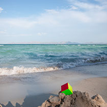 Playa de Alcúdia, Mallorca, España. Enviada por Alexandre