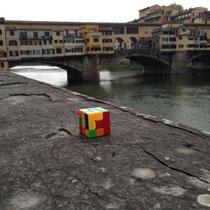 Ponte Vecchio, Florencia, Italia. Enviada por Carlos