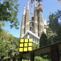 Sagrada Familia, Barcelona. Enviada por Jose