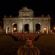 Puerta de Alcalá, Madrid. Enviada por Andrea