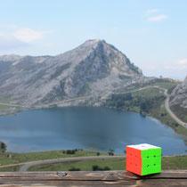 Lagos de Covadonga, Asturias, España. Enviado por Carmen