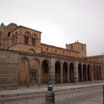 Basílica de San Vicente, Ávila, Castilla y León. Enviada por Bárbara