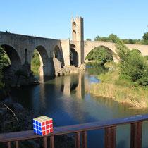 Besalú, Girona. Enviada por Álvaro