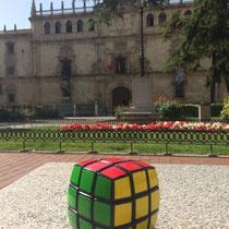 Rectorado de la Universidad de Alcalá, Madrid, España. Enviado por José María