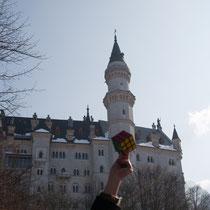 Castillo de Neuschwanstein, Baviera, Alemania. Enviada por Juanjo