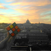 Roma, Italia. Enviada por Javier
