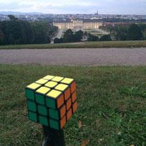 Palacio de Schönbrunn, Viena, Austria. Enviada por Jose