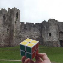 Castillo de Chepstow, Chepstow, Wales. Enviada por Adrián