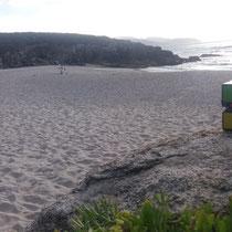 Playa de Repibelo, Arteixo, A Coruña. Enviada por Cristina