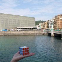 Centro Kursaal, San Sebastián, Donosti. Enviada por Álvaro