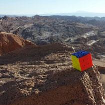 Cordillera de la Sal, Chile. Enviada por Jose María