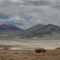 Desierto de Atacama, Chile. Enviada por Javier