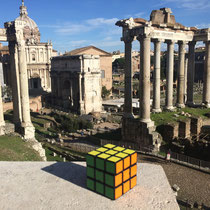 Foro romano, Roma, Italia. Enviada por Jose