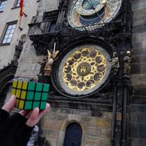 Astronomical Clok, Praga. Enviada por Raquel