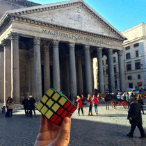 Panteón de Roma, Italia. Enviada por Jose