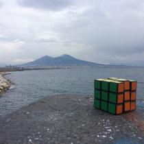 Monte Vesubio, Nápoles, Italia. Enviada por Yolanda