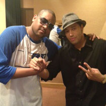 Virg and hit music producer Khao Cates