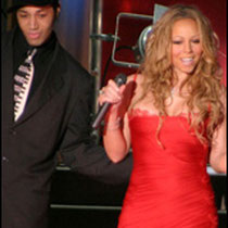 Virg and Mariah Carey