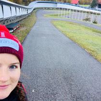 Trainingslager Sigulda, Oktober 2019