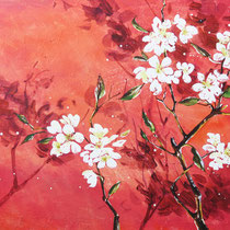 Kirschenblüten
