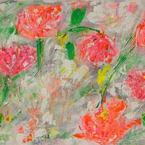 """""""Lucky"""" - 120x80x3,5 cm - Malerei von Linda Ferrante"""