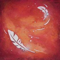 Ein Engel flog vorüber