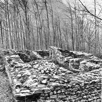 Ruine Burg Sola, 12. Jahrh.