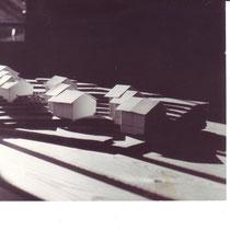 1978 Projekt im Modell