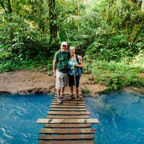 Rio Celeste, Costa Rica - How To Plan The Perfect Road Trip In Costa Rica With Your Parents © Nussbaumer Photography @Mafambani @nussbaumerphoto
