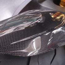 CARBON VANI カーボンリヤフェンダー ¥33,600(税込)