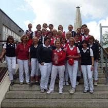 Solheim-Cup Spielerinnen 2019