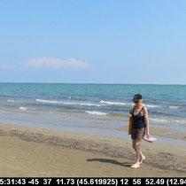 """schlicht und einfach """"Der Strand"""""""