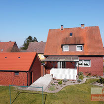 Vermietung eines Einfamilienhauses in Wallenhorst