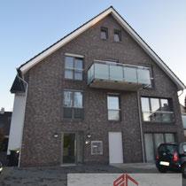 Vermietung einer Dachgeschosswohnung in Rheine