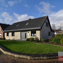 Verkauf eines Einfamilienhauses in Rheine