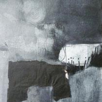 1996, UNTERWEGS, 60x98, Enkaustik