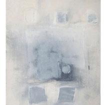 1997, o.T.l, 62 x 91, Enkaustik Collage