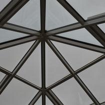 Unsere Kuppel im Eingangsbereich