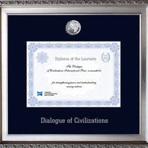 "Диплом WPF ""Dialogue of Civilizations"""