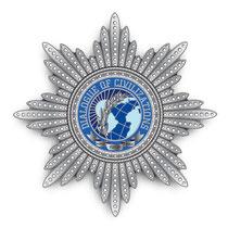 "Разработка наградного комплекта по заказу  The World Public Forum ""Dialogue of Civilizations""  http://www.wpfdc.com"