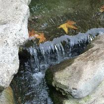Ouie - gargouillis de l eau