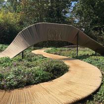 """Jardin de géraniums vivaces : """"Un paradis sans fin"""" au Festival international des jardins de Chaumont sur Loire 2019"""