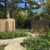 Chaumont 2019 - Le jardin des portes - © Sandrine Tellier