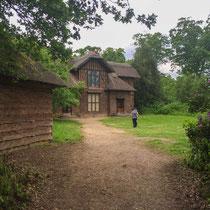 Cottage de la reine Charlotte