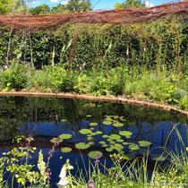 Chaumont 2019 - Le jardin de la pie - © Sandrine Tellier