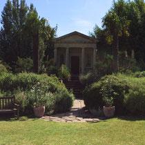 Jardin méditerranéen - Fabrique